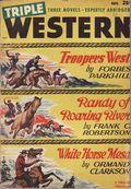Triple Western (1947-1958 Standard) Pulp Vol. 3 #2