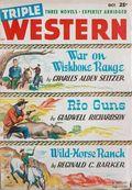 Triple Western (1947-1958 Standard) Pulp Vol. 3 #3