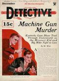 Detective (1933-1934 Delo Publications) Pulp Vol. 1 #2