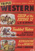 Triple Western (1947-1958 Standard) Pulp Vol. 4 #1