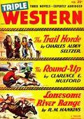 Triple Western (1947-1958 Standard) Pulp Vol. 4 #2