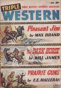 Triple Western (1947-1958 Standard) Pulp Vol. 4 #3