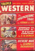 Triple Western (1947-1958 Standard) Pulp Vol. 5 #1