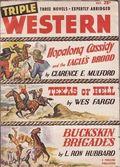Triple Western (1947-1958 Standard) Pulp Vol. 5 #3