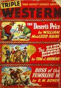 Triple Western (1947-1958 Standard) Pulp Vol. 7 #1