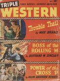 Triple Western (1947-1958 Standard) Pulp Vol. 8 #1