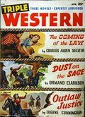 Triple Western (1947-1958 Standard) Pulp Vol. 8 #3