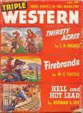 Triple Western (1947-1958 Standard) Pulp Vol. 9 #1