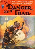 Danger Trail (1926-1928 Clayton Magazines) Pulp Vol. 1 #3