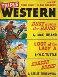 Triple Western (1947-1958 Standard) Pulp Vol. 9 #2