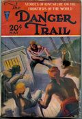 Danger Trail (1926-1928 Clayton Magazines) Pulp Vol. 2 #1