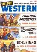 Triple Western (1947-1958 Standard) Pulp Vol. 9 #3