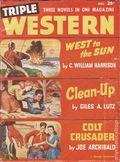 Triple Western (1947-1958 Standard) Pulp Vol. 10 #1