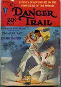 Danger Trail (1926-1928 Clayton Magazines) Pulp Vol. 2 #3
