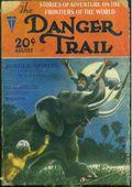Danger Trail (1926-1928 Clayton Magazines) Pulp Vol. 3 #1