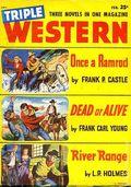 Triple Western (1947-1958 Standard) Pulp Vol. 10 #2
