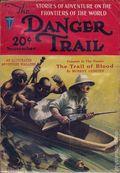 Danger Trail (1926-1928 Clayton Magazines) Pulp Vol. 3 #2