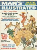 Man's Illustrated Magazine (1955-1975 Hanro Corp.) Vol. 7 #2