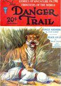 Danger Trail (1926-1928 Clayton Magazines) Pulp Vol. 3 #3