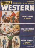 Triple Western (1947-1958 Standard) Pulp Vol. 14 #3