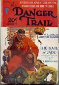 Danger Trail (1926-1928 Clayton Magazines) Pulp Vol. 4 #3