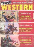 Triple Western (1947-1958 Standard) Pulp Vol. 15 #2