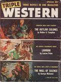 Triple Western (1947-1958 Standard) Pulp Vol. 15 #3