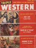 Triple Western (1947-1958 Standard) Pulp Vol. 16 #1