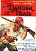 Danger Trail (1926-1928 Clayton Magazines) Pulp Vol. 7 #2