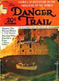 Danger Trail (1926-1928 Clayton Magazines) Pulp Vol. 7 #3