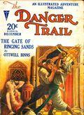 Danger Trail (1926-1928 Clayton Magazines) Pulp Vol. 8 #2