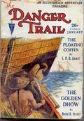 Danger Trail (1926-1928 Clayton Magazines) Pulp Vol. 8 #3