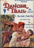 Danger Trail (1926-1928 Clayton Magazines) Pulp Vol. 9 #1