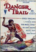 Danger Trail (1926-1928 Clayton Magazines) Pulp Vol. 9 #2