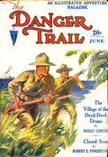 Danger Trail (1926-1928 Clayton Magazines) Pulp Vol. 10 #2