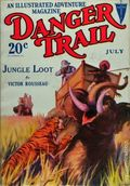 Danger Trail (1926-1928 Clayton Magazines) Pulp Vol. 10 #3