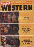 Triple Western (1947-1958 Standard) Pulp Vol. 17 #2