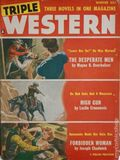 Triple Western (1947-1958 Standard) Pulp Vol. 18 #1