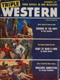 Triple Western (1947-1958 Standard) Pulp Vol. 18 #3