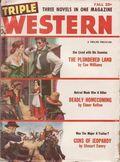 Triple Western (1947-1958 Standard) Pulp Vol. 19 #1