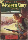 Western Story Magazine (1919-1949 Street & Smith) Pulp 1st Series Vol. 123 #1