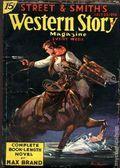Western Story Magazine (1919-1949 Street & Smith) Pulp 1st Series Vol. 123 #2