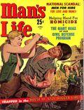 Man's Life (1952-1961 Crestwood) 1st Series Vol. 8 #6