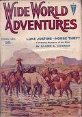 Wide World Adventure (1929-1930 Clayton Magazines) Pulp Vol. 17 #1
