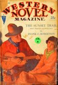Western Novel Magazine (1929-1930 Clayton) Pulp Vol. 4 #2