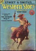 Western Story Magazine (1919-1949 Street & Smith) Pulp 1st Series Vol. 128 #1
