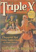 Triple-X (1924-1936 Fawcett) Pulp Vol. 4 #20