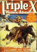 Triple-X (1924-1936 Fawcett) Pulp Vol. 6 #35