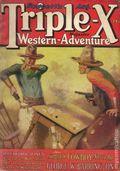 Triple-X (1924-1936 Fawcett) Pulp Vol. 7 #39