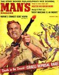 Man's Magazine (1952-1976) Vol. 5 #3
